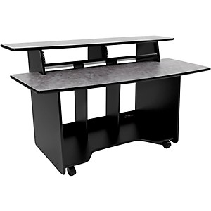 Omnirax-Presto-Studio-Desk-Black