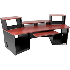 Omnirax-Force-36-Workstation-Mahogany