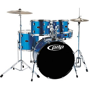 PDP-Z5-5-Piece-Drum-Set-with-Cymbals-Aqua-Blue