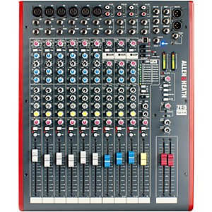 Allen---Heath-ZED-12FX-USB-Mixer-with-Effects-Standard