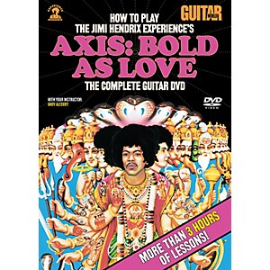 Alfred-Guitar-World-How-To-Play-The-Jimi-Hendrix-Experience-s-Axis--Bold-As-Love--DVD--Standard