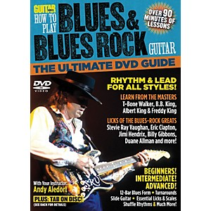 Alfred-Guitar-World-How-To-Play-Blues---Blues-Rock-Guitar-DVD-Standard