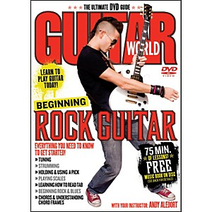 Alfred-Guitar-World-Beginning-Rock-Guitar--DVD--Standard