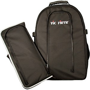 Vic-Firth-Drummer-s-Backpack-With-Removable-Stick-Bag-Standard