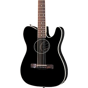 Fender-Standard-Telecoustic-Acoustic-Electric-Guitar-Black