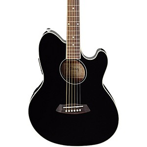 Ibanez-Talman-TCY10-Acoustic-Electric-Guitar-Black