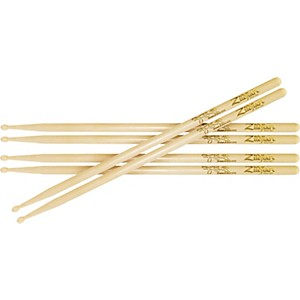 Zildjian-Ronald-Bruner--Jr--Artist-Series-Drumsticks--3-Pack-Standard