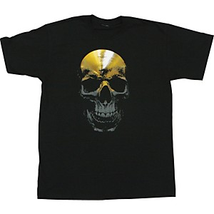 Zildjian-Skull-T-Shirt-Medium
