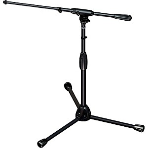 Ultimate-Support-TOUR-T-SHORT-T-Tripod-Mic-Stand-with-Telescoping-Boom-Standard