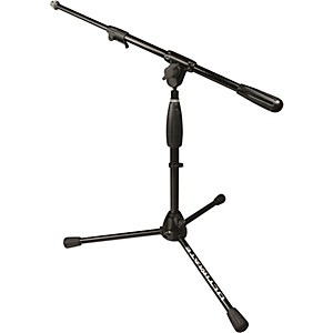 Ultimate-Support-PRO-T-SHORT-T-Tripod-Mic-Stand-with-Telescoping-Boom-Standard