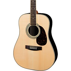 Mitchell-MD200S-Solid-Top-Dreadnought-Acoustic-Guitar-Natural