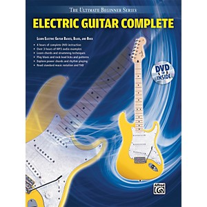 Alfred-Ultimate-Beginner-Series--Electric-Guitar-Complete--Book-DVD--Standard