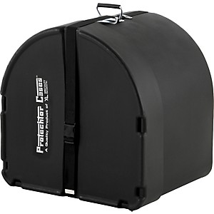 Protechtor-Cases-Protechtor-Classic-Bass-Drum-Case--Foam-lined-20x18-Black