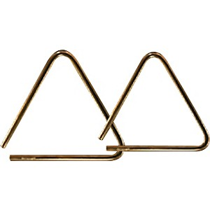 Grover-Pro-Bronze-Pro-Hammered-Triangle-8-inch