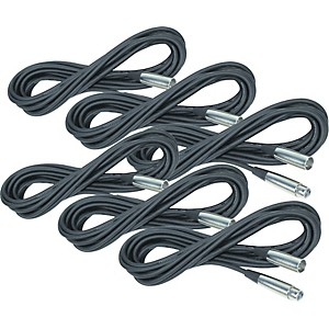 Rapco-Horizon-Lo-Microphone-Cable-20-Feet-6-Pack-Standard