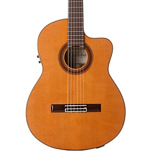 Cordoba-C7-CE-CD-IN-Acoustic-Electric-Nylon-String-Classical-Guitar-Natural