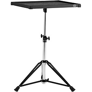 Pearl-Trap-Table--24--x-18---with-Single-Braced-Stand-Standard