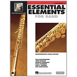 Hal-Leonard-Essential-Elements-for-Flute--Book-2-with-CD--Standard