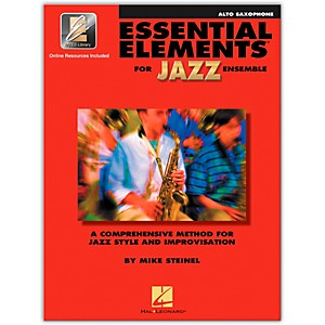 Hal-Leonard-Essential-Elements-for-Jazz-Ensemble-for-Alto-Saxophone--Book-with-2-CDs--Standard