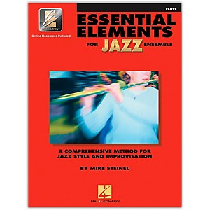 Hal-Leonard-Essential-Elements-Jazz-Ensemble-for-Flute--Book-w-2-CDs--Standard