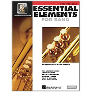 Hal-Leonard-Essential-Elements-for-Trumpet--Book-2-with-CD--Standard