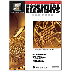 Hal-Leonard-Essential-Elements-for-French-Horn--Book-2-with-CD--Standard