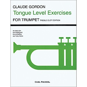 Carl-Fischer-Tongue-Level-Exercises-for-Trumpet-by-Claude-Gordon-Standard