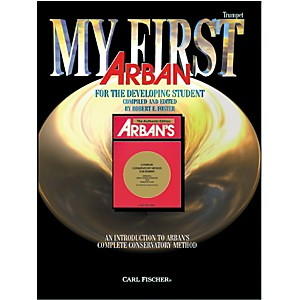 Carl-Fischer-My-First-Arban-Book-for-Trumpet-Standard