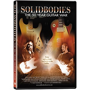 Lightning-Lab-Productions-Solidbodies--The-50-Year-Guitar-War--DVD--Standard