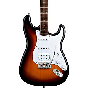 Squier-Bullet-Stratocaster-HSS-Electric-Guitar-with-Tremolo-Brown-Sunburst