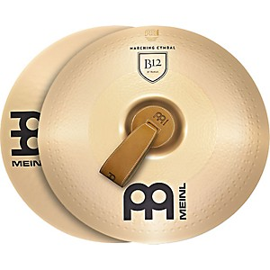 Meinl-B12-Marching-Medium-Cymbal-Pair-16-inch