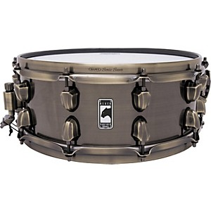 Mapex-Black-Panther-Brass-Cat-Snare-Drum-14X5
