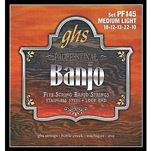 GHS-Stainless-Steel-5-String-Banjo-Strings---Medium-Light-Standard