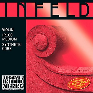 Thomastik-Infeld-Red-Series-4-4-Size-Violin-Strings-4-4-Size-Set