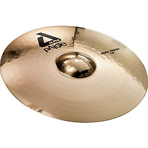 Paiste-Alpha-Rock-Crash--Brilliant-16-inch