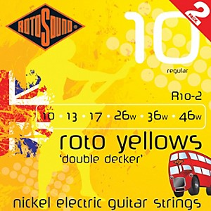 Rotosound-Roto-Yellows-Double-Deckers-2-Pack-Standard