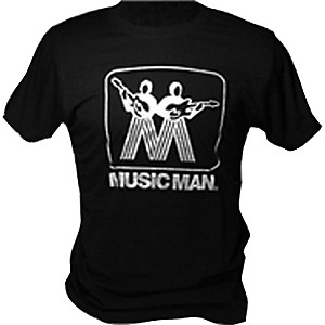 Music-Man-Silver-Man-Logo-T-Shirt-Black-Medium