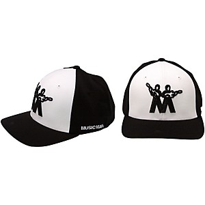 Music-Man-Logo-Flex-Fit-Hat-S-M