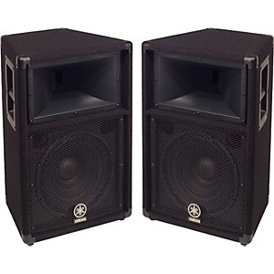 YAMAHA-S112V-2-Way-12--Club-Series-V-Speaker-Pair-Standard