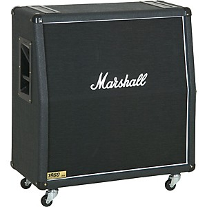 Marshall-300W-4x12-Guitar-Extension-Cabinet-1960A-Angled