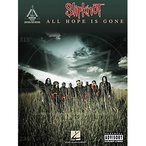 Hal-Leonard-Slipknot---All-Hope-is-Gone-Guitar-Tab-Songbook-Standard