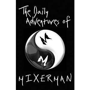 Hal-Leonard-The-Daily-Adventures-of-Mixer-Man--Book--Standard