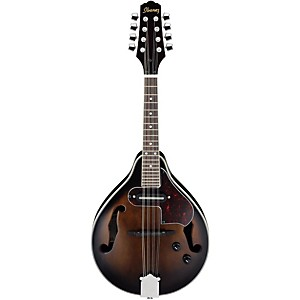 Ibanez-A-Style-Acoustic-Electric-Mandolin-Dark-Violin-Sunburst