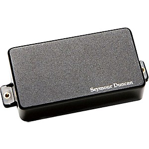 Seymour-Duncan-AHB-2b-Blackout-Metal-Bridge-Humbucker-Black