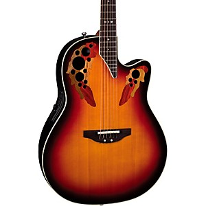 Ovation-Standard-Elite-2778-AX-Acoustic-Electric-Guitar-New-England-Burst