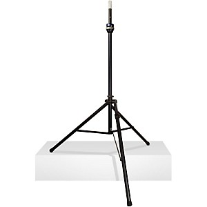 Ultimate-Support-TS-99BL---Tall--Leveling-Leg-Speaker-Stand-Black