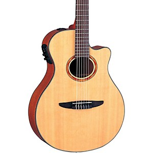 Yamaha-NTX700-Acoustic-Electric-Classical-Guitar-Natural