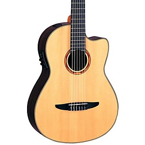 Yamaha-NCX1200R-Acoustic-Electric-Classical-Guitar-Natural