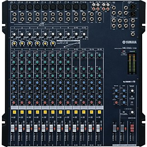 YAMAHA-MG166C-USB-16-Channel-USB-Mixer-With-Compression-Standard