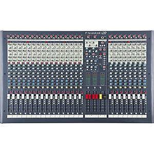 Soundcraft-LX7ii-24-Channel-Mixer-Standard